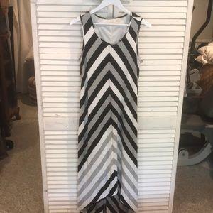 Chico's High Low Hem Dress